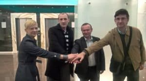 Sastanak s europarlamentarcem