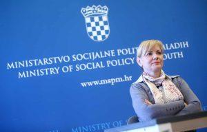Ministrica Bernardica Juretić