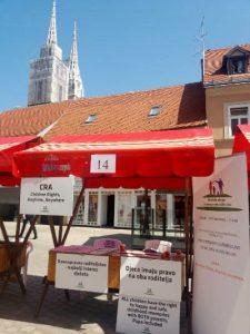 Tjedan udruga 2019. u organizaciji Gradskog ureda za socijalnu zaštitu i osobe s invaliditetom grada Zagreba